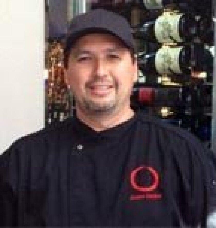 Sushi Master James Holder, the brainchild behind James' Place near La Jolla Playhouse