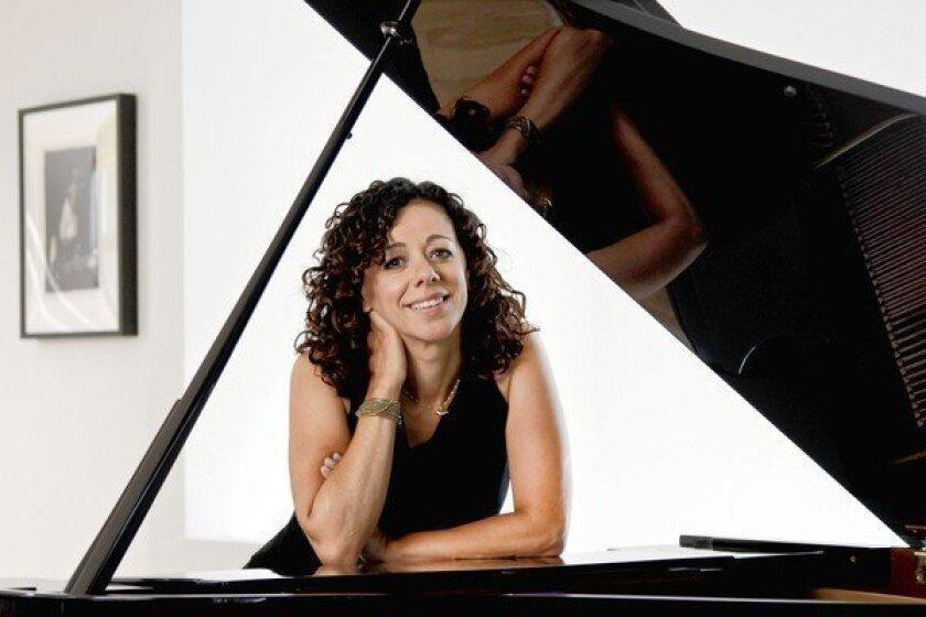 Singer-composer Luciana Souza channels Chet Baker