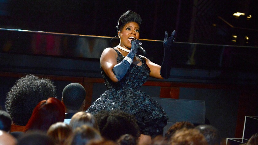 Obamas, Oprah Winfrey and others salute black culture in National
