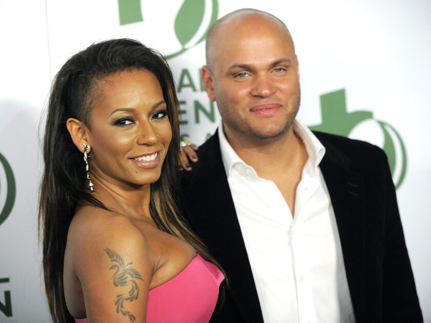 Melanie Brown and husband Stephen Belafonte have bought a house in Hollywood Hills West.