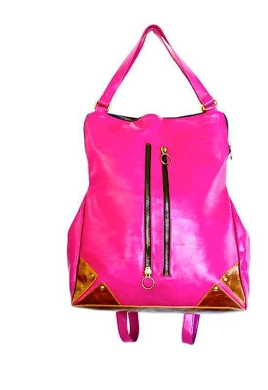 MK Totem's upcoming Garrett backpack, $450.