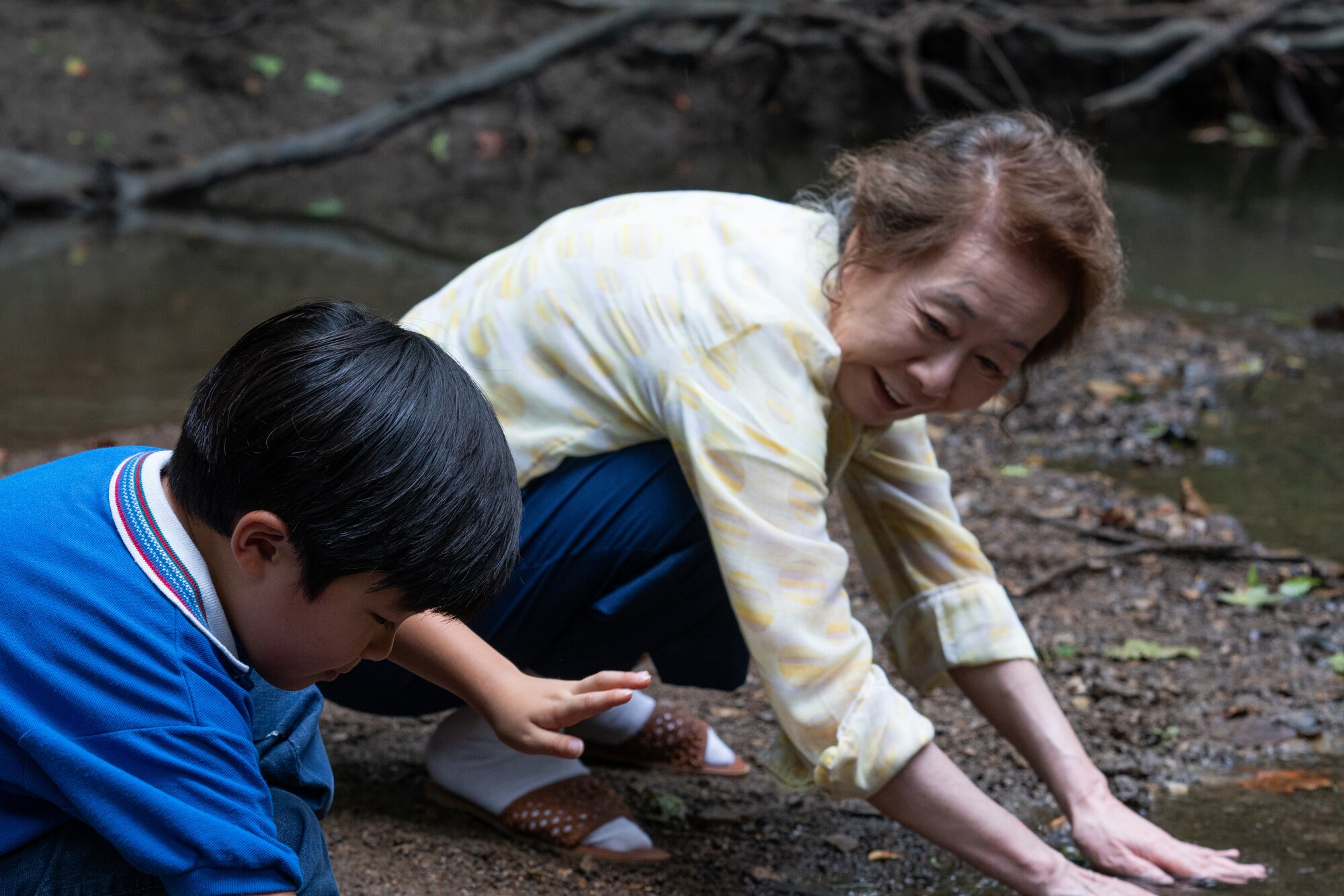 Why 'Minari' star Yuh-Jung Youn finally made an American movie - Los  Angeles Times