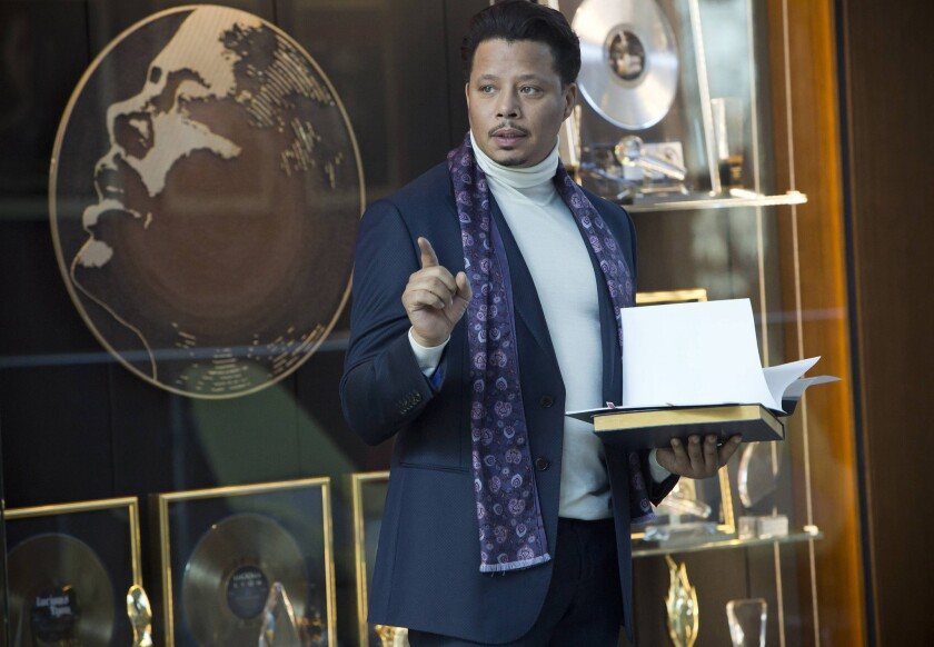 "From Academy Award nominee Lee Daniels (""The Butler,"" ""Precious"") and Emmy Award winner Danny Strong (""The Butler,"" ""Game Change""), comes ""Empire."""