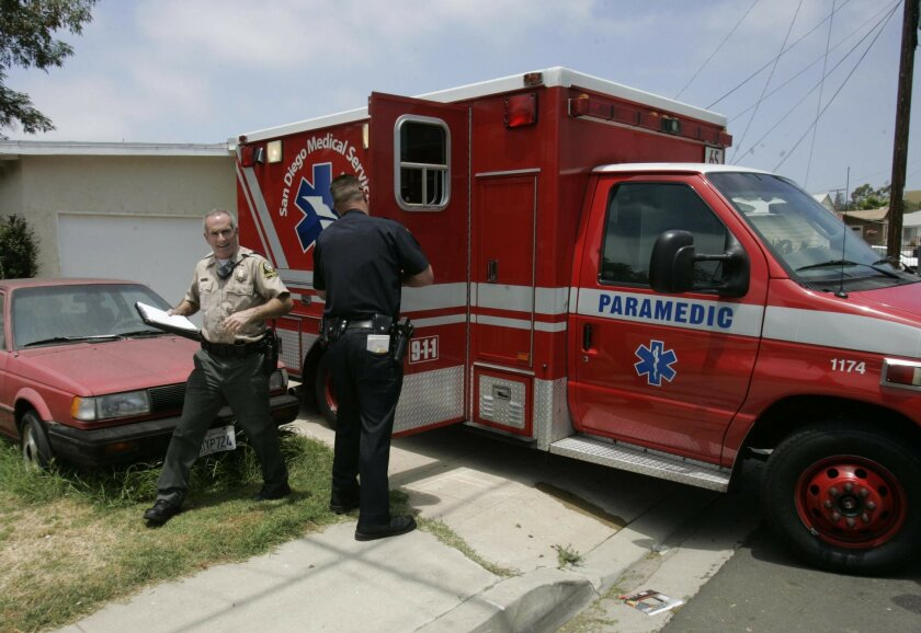 The city created San Diego Medical Services as a separate legal entity in 1997 to provide ambulance and paramedic service in large part because of frustration with private ambulance providers.
