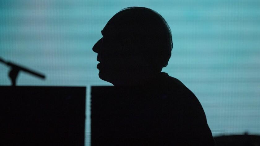Hans Zimmer at Coachella.