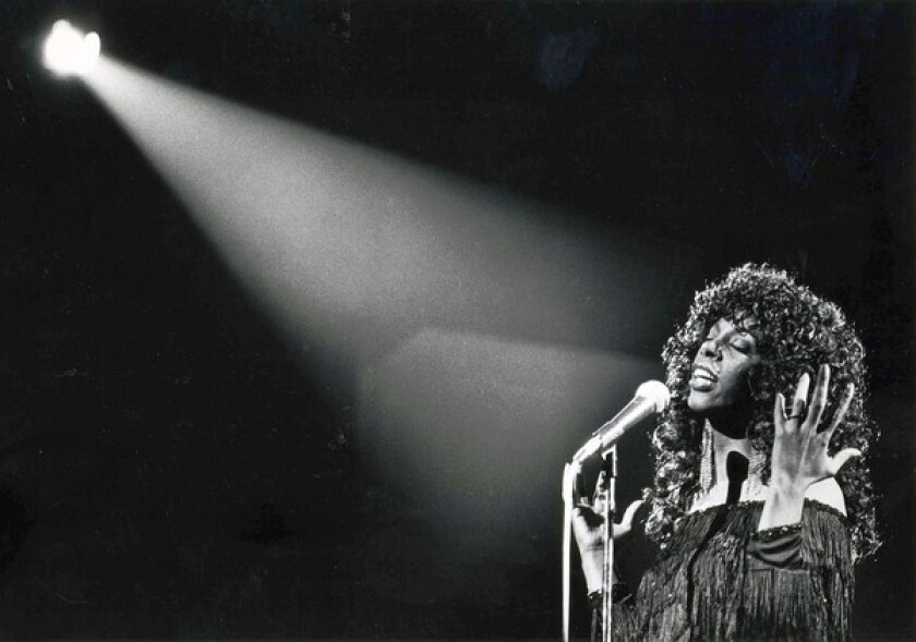 As a disco icon, Donna Summer projected an empowering African American femininity that would influence artists from Grace Jones to Beyonce and Rihanna.