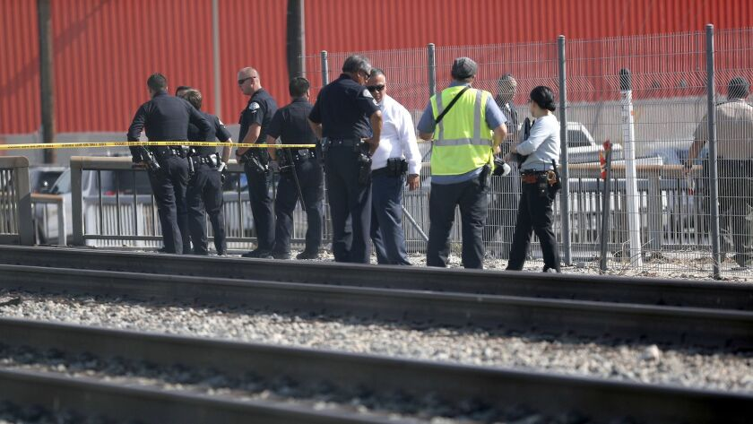 Woman struck and killed by passing commuter train in Atwater Village