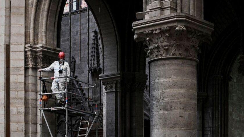 Notre Dame work