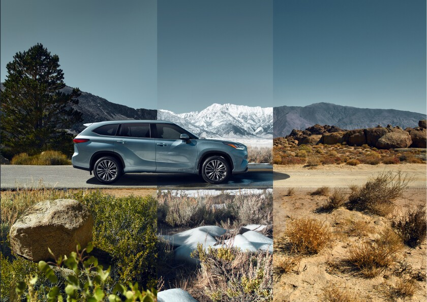 Toyota says it is committed to one national 60-second spot that will air during Super Bowl LIV, and it will use that commercial to promote the redesigned 2020 Highlander.