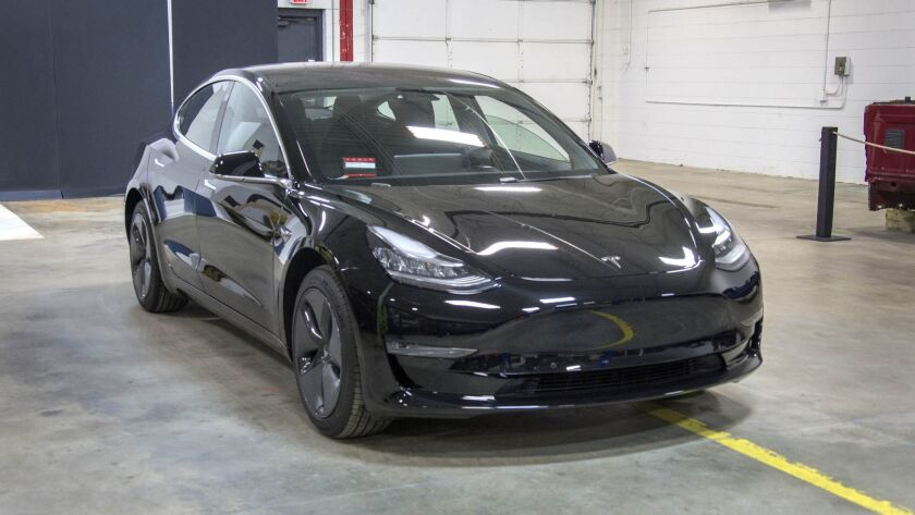 Tesla's ramped-up production output may hit 6,000 Model 3s a week next month, CEO Elon Musk wrote.
