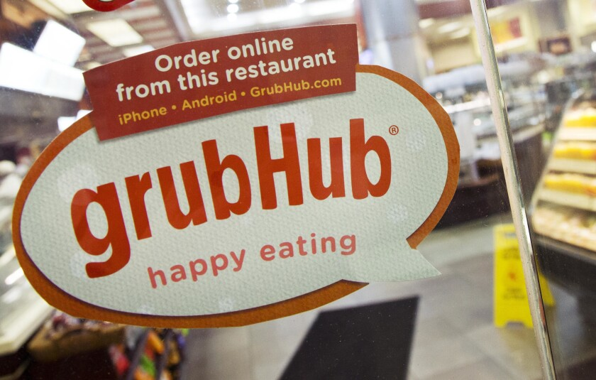 Grubhub's current campaign to support restaurants saddles them with the cost.