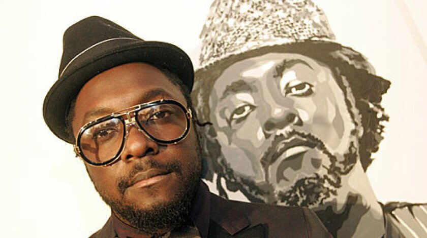 Gen Art, Black Eyed Peas' will.i.am throw a stylish party for 'Worlds on Fire' at exhibition in L.A.