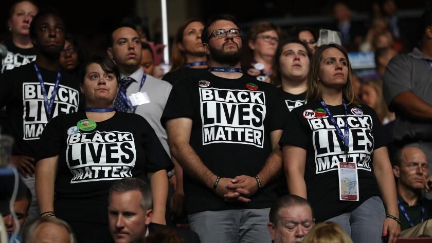 Black Lives Matter at DNC