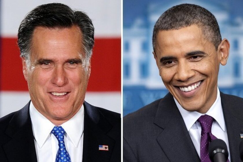 First general election Gallup poll shows Romney edging Obama