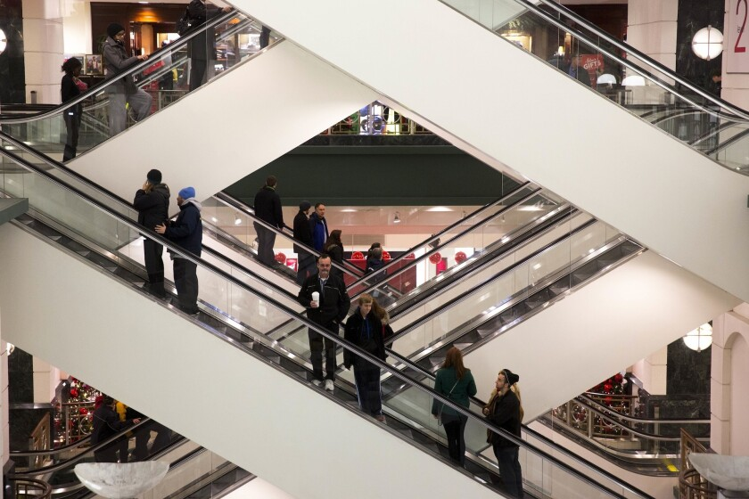 Retail sales in April fell flat, missing expectations for a warm weather boost.