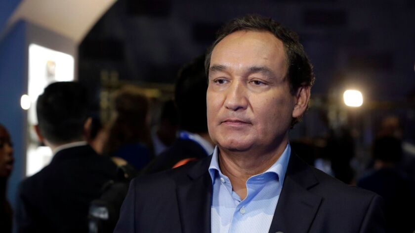 United Airlines CEO Oscar Munoz has apologized repeatedly for the forcible removal of a passenger from a United flight April 9.