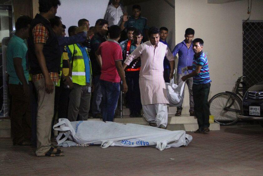 Bangladesh gay activists slain