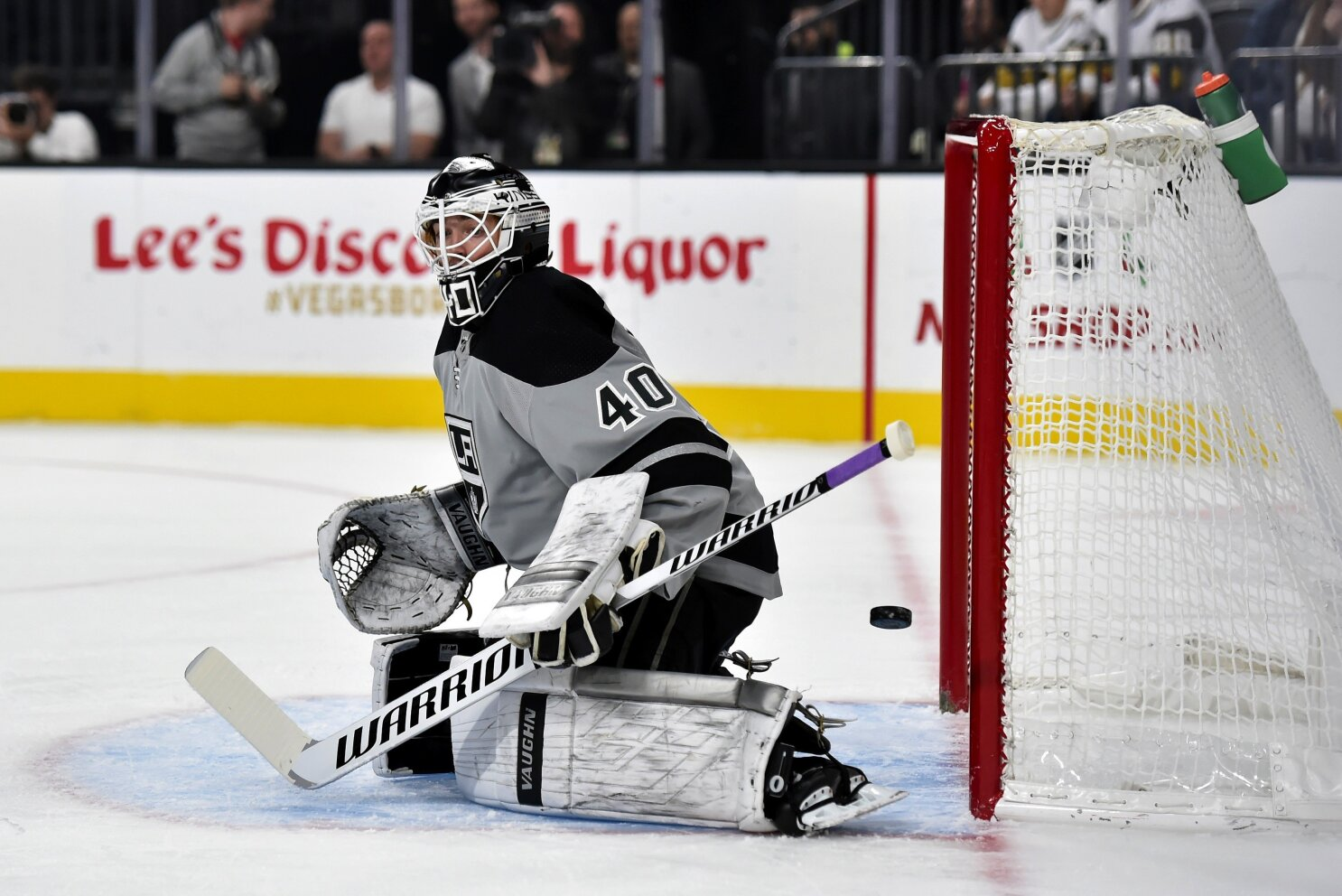 Goalie Cal Petersen signs contract extension with Kings - Los Angeles Times