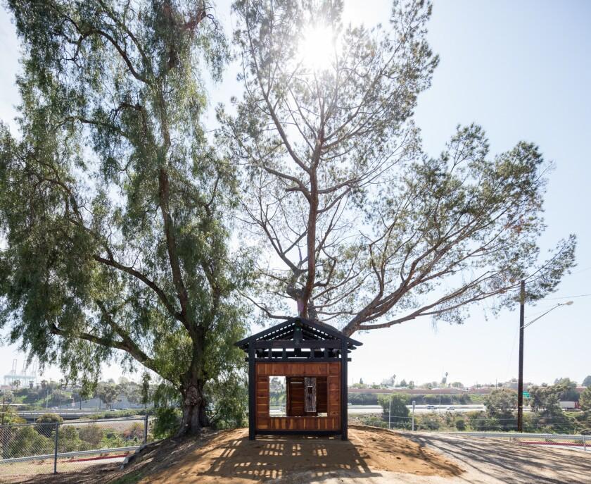 The Griffith Park Teahouse