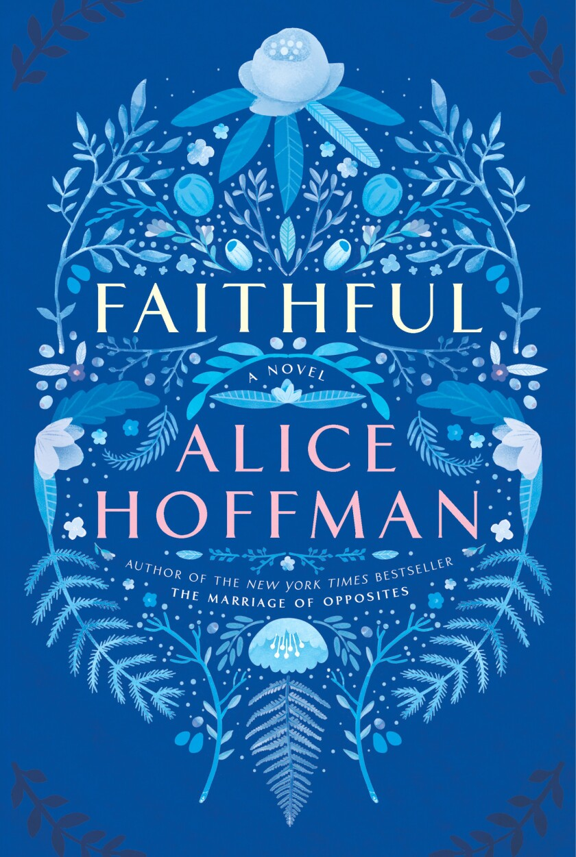 """The cover of """"Faithful"""" by Alice Hoffman"""