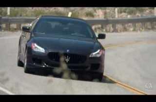 Highway 1: 2015 Maserati GTS