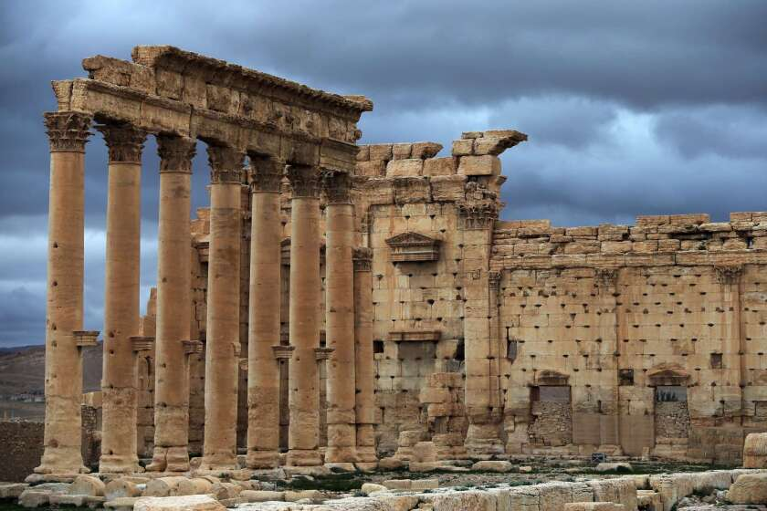 SYRIA-CONFLICT-HERITAGE-PALMYRA-BAAL-FILES