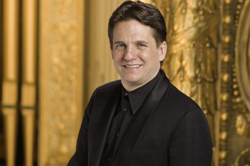 Conductor Keith Lockhart. Photo: Michael Lutch