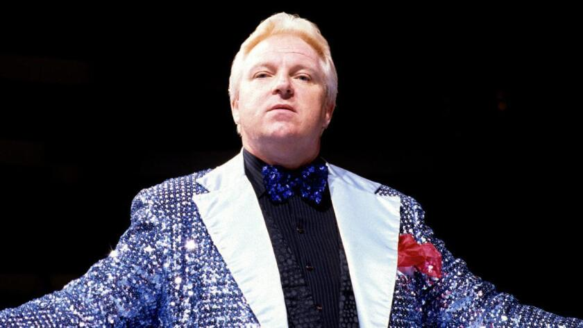 Former WWE star Bobby 'The Brain' Heenan dies - Los Angeles Times