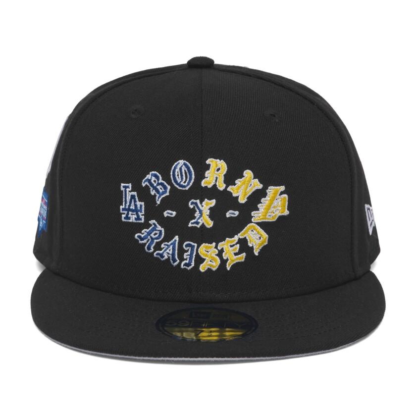 Born X Raised City of Champions New Era hat