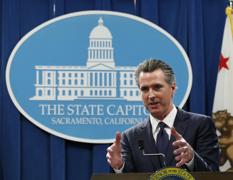 Newsom's budget includes $900 million to address California teacher shortage