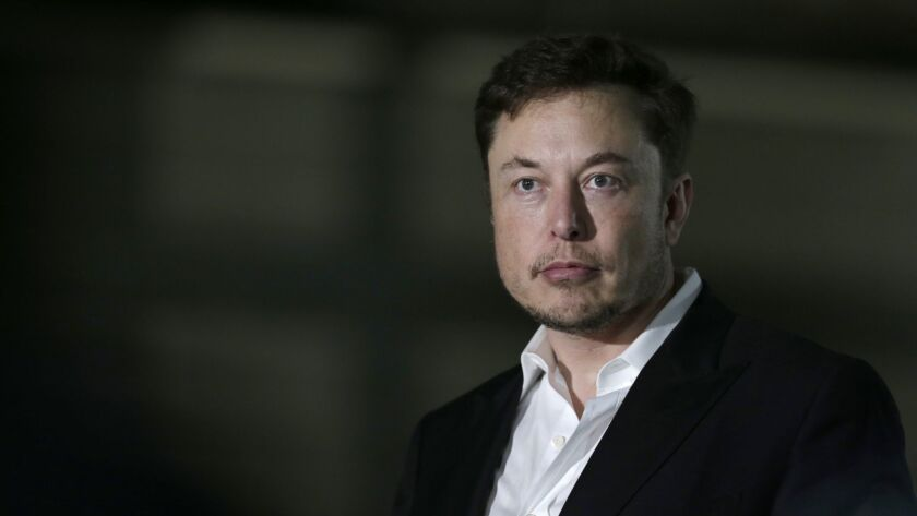 Elon Musk is denying that he cried during a recent interview with The New York Times in which he described how he'd become overwhelmed by the stress of running electric car company Tesla.
