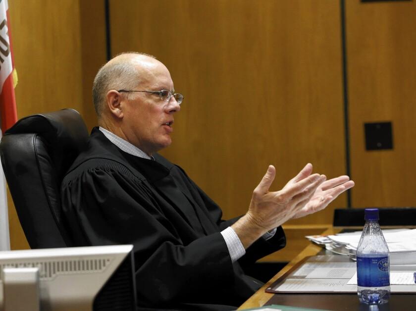 Judge Michael Kenny