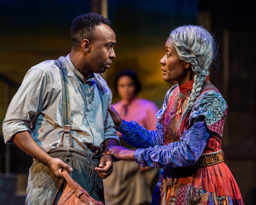 Review: A dazzling revival of August Wilson's 'Gem of the Ocean' at A Noise Within in Pasadena