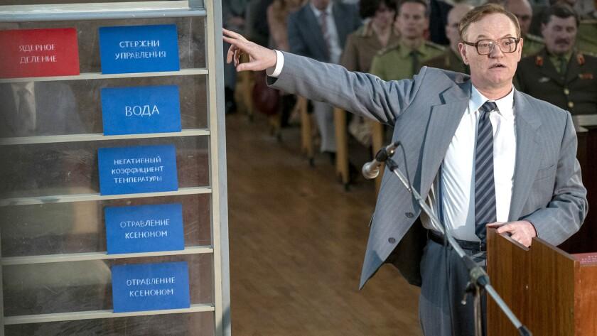 "Jared Harris in ""Chernobyl"" on HBO."