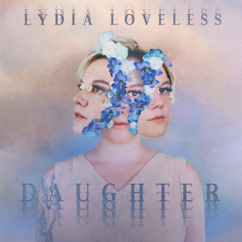 """This cover image released by Honey, You're Gonna Be Late Records shows """"Daughter"""" by Lydia Loveless. (Honey, You're Gonna Be Late Records via AP)"""