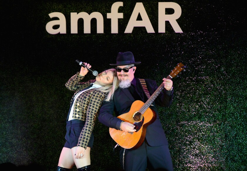 amfAR Los Angeles 2017 - Inside