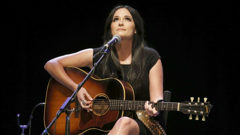 """Kacey Musgraves' new album, """"Golden Hour,"""" is due March 30."""
