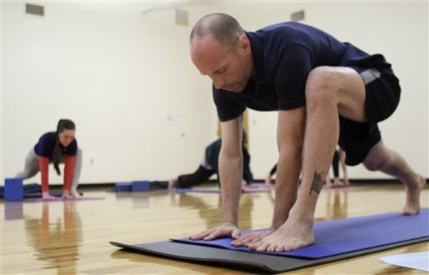 Unemployed Get Another Jobless Benefit Free Yoga The San Diego Union Tribune