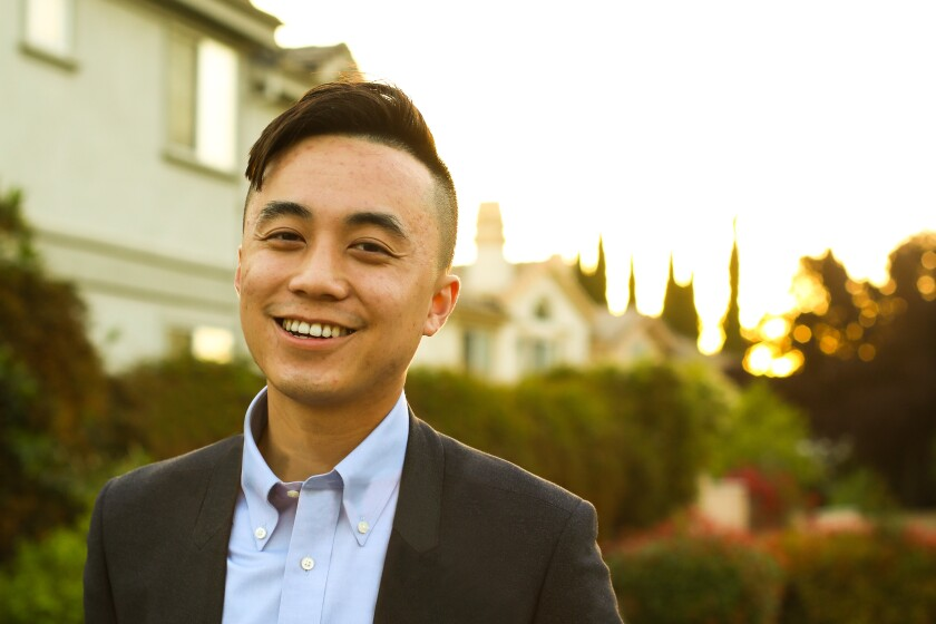 Alex Lee, a Democrat from San Jose, became the youngest state lawmaker to be elected in 80 years.