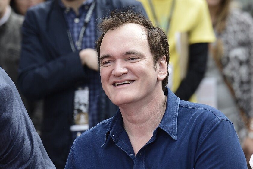 """Quentin Tarantino has withdrawn his lawsuit against Gawker Media over his leaked """"The Hateful Eight"""" script."""