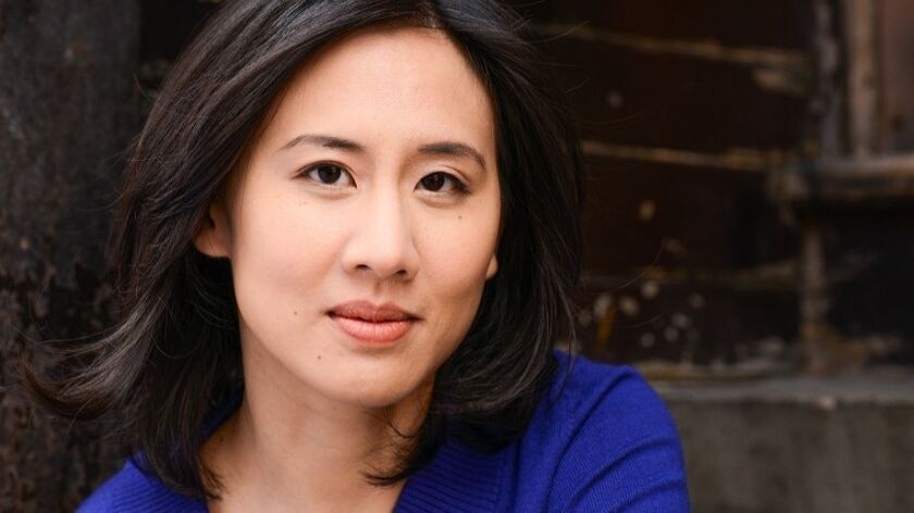 "Celeste Ng. Author of the book ""Everything I Never Told You"" by Celeste Ng. Published by The Penguin"