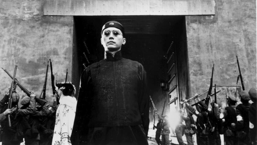 THE LAST EMPEROR – MOVIE (1987)