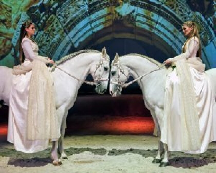 Cavalia has extended its show dates until Dec. 30