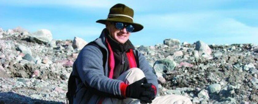 Paleoclimatologist Jeff Severinghaus
