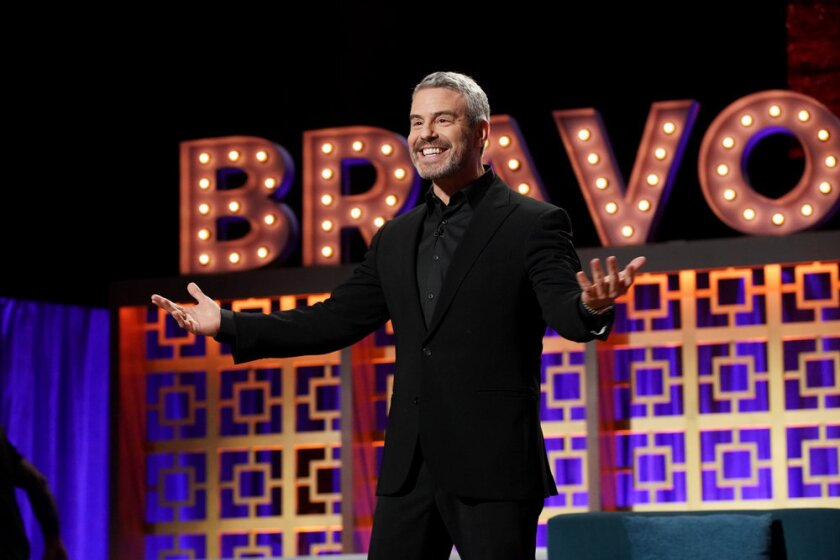 Andy Cohen at BravoCon 2019