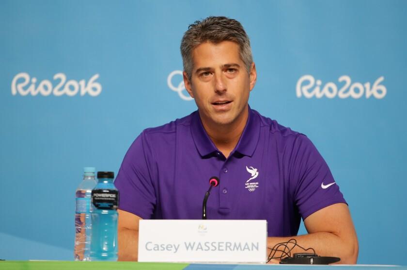 Casey Wasserman