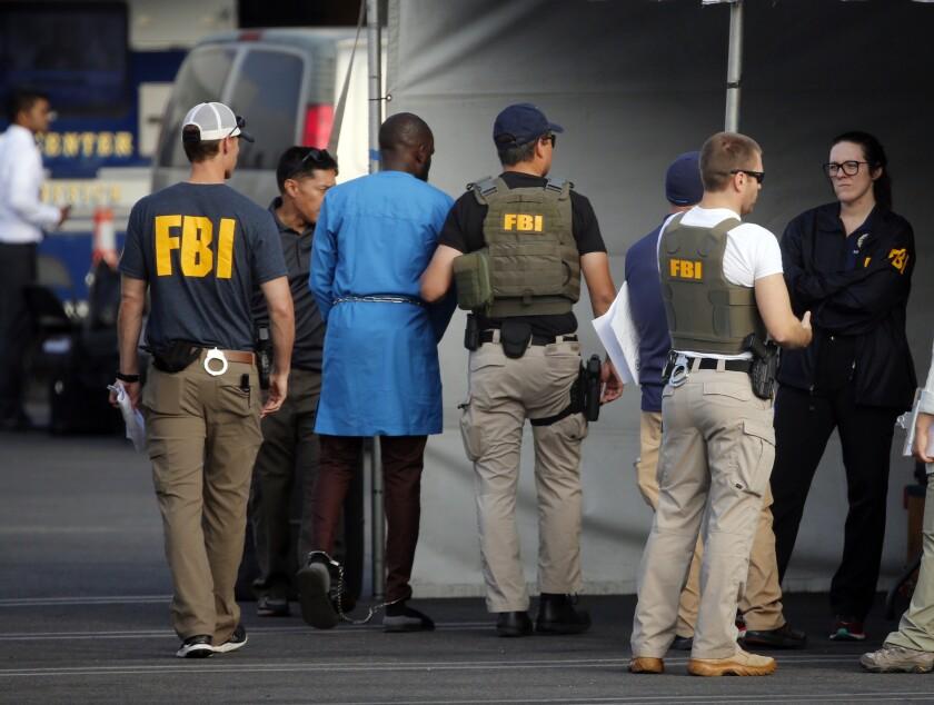 Cyber fraud money-laundering case