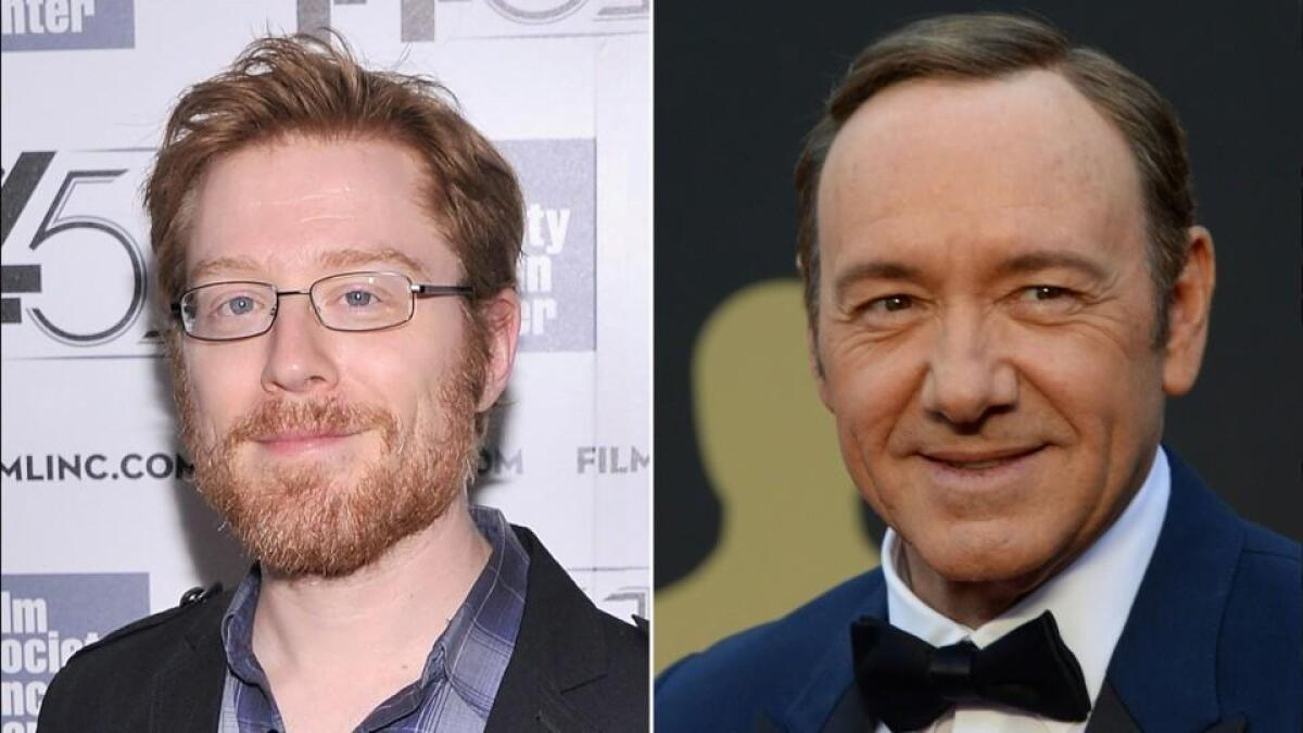 Kevin Spacey apologizes after Joliet native Anthony Rapp