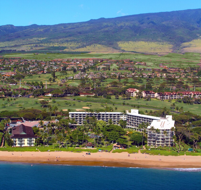 Hawaii Free Breakfast Discounts With Kaanapali Beach Hotel