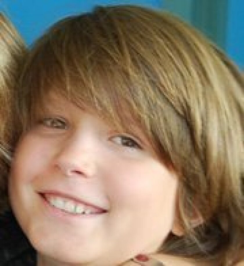 Ryan Carter, 12, was stabbed to death at his friend's home on Royal Road in El Cajon. The 10-year-old friend is accused in the killing.